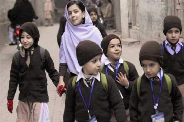 GB education department announced winter vacation from Jan 1 to March 5