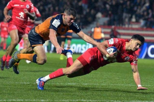 Toulouse march on as Saracens subdue Munster in Champions Cup