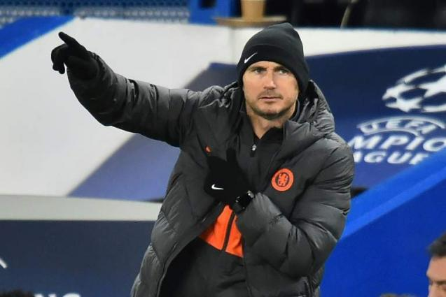 'We're just too safe': Lampard lashes Chelsea after shock loss