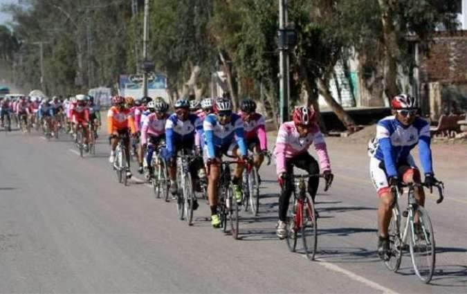 65th National Cycling Championship in Lahore from Dec 28: Azhar