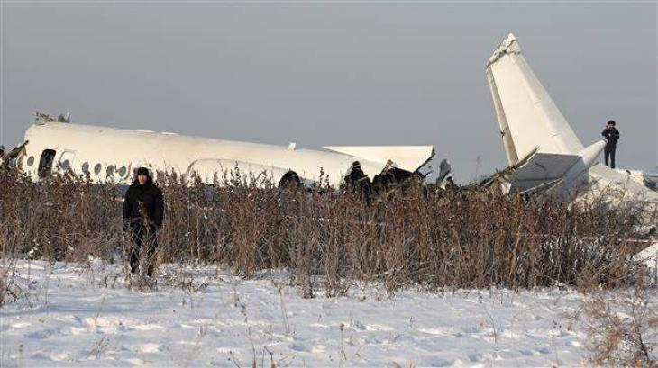 Most Passengers In The Front Of Aircraft Died In Kazakhstan Plane Crash