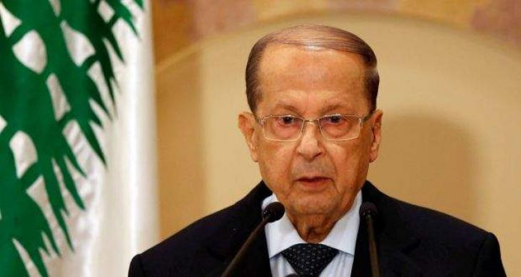 Lebanese President Hopes to See Country's New Government Formed Soon