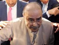 Zardari, Faryal Talpur and others to be indicted on Jan 22