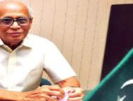 Prominent jurist, former chief election commissioner Fakhruddin G ..