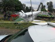 2 people dead in aircraft crash in S. Africa