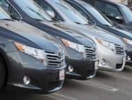 Auto sale falls 38% in December