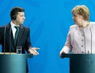 Zelenskyy Asks Merkel by Phone to Assist in Investigation of Boei ..