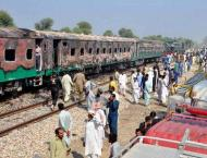 Rs 97.8 mln disbursed among train accidents' victims