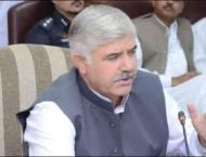 KP Govt carrying out indiscriminate development work across provi ..