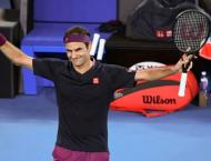 'Old school work ethic' pays off for immaculate Federer