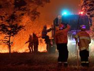 Bushfires in Australia Sign of 'Approaching Climate Disaster' - N ..