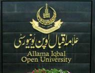 Allama Iqbal Open University (AIOU) holds projects' exhibition to ..