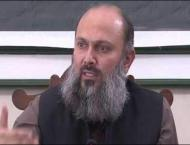 Chief Minister Balochistan Mir Jam Kamal Khan took notice of flou ..