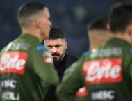 Napoli scramble to save season against in-form Lazio in Italian C ..