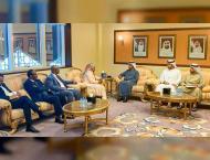 ADFD, Ethiopia discuss strengthening synergies