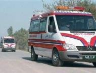Two killed in separate accidents in Sargodha