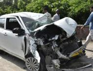 11 killed, 891 injured in 785 accidents in Punjab