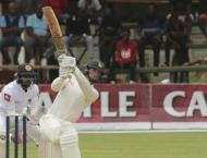 Cricket: Zimbabwe v Sri Lanka scores