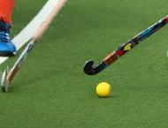 Work begins to lay astro-turf in DG Khan for hockey promotion