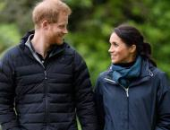 Harry and Meghan start new life in Canada with media spat