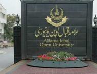 Allama Iqbal Open University (AIOU) continues providing free educ ..