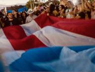 Puerto Rico earthquake victims receive abandonded emergency suppl ..