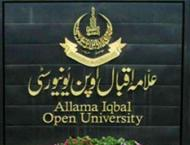 Allama Iqbal Open University (AIOU) starts admissions for spring  ..