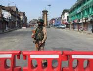 Indian police deploys drones to monitor public movement in IOK