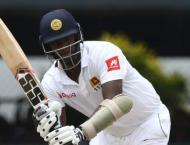 Mathews makes Test best as Sri Lanka surge ahead