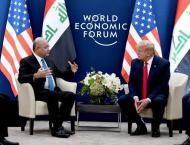 Iraqi President Salih, Trump Discuss Reducing Foreign Presence on ..