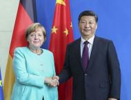 Merkel, Xi Discuss Outcome of Berlin Conference on Libyan Peace i ..