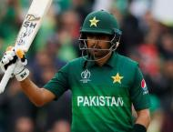 Babar Azam to captain Pak for first time in front of his home fan ..