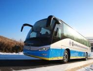 Fuel cell buses pass extreme cold test