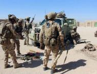 Airstrikes Kill 14 Taliban Militants, Injure 10 in Afghanistan's  ..