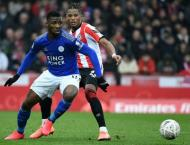African players in Europe: Iheanacho wins cup tie for Leicester