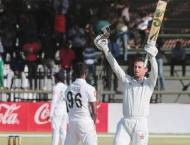 Williams century gives Zimbabwe upper hand against Sri Lanka