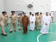 Dubai Police and Dubai Sports Council inaugurate Sports Centre at ..