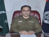 RPO visits hydro Power project and reviewed security arrangements ..