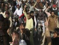 Protests Held in Support of Pashtun Human Rights Activist Across  ..