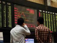 The Pakistan Stock Exchange (PSX) loses 400 points to close at 41 ..