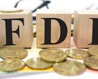 First half of fiscal-year witness inflows of FDI up to $ 1.34