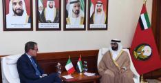 Al Bowardi, Italian Ambassador to enhance cooperation