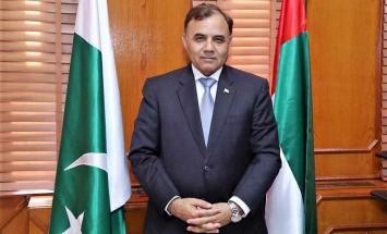 السفير الباكستاني : الشراكة الاقتصادية ..