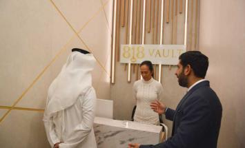 مركز دبي للسلع المتعددة يفتتح أول منشأة ..