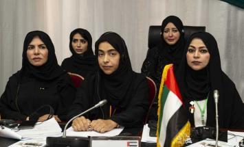 استعراض إنجازات الدولة بتمكين المرأة ..