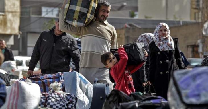 Over 740,000 Syrian Refugees Returned Home Since September 2015 Reconciliation Center