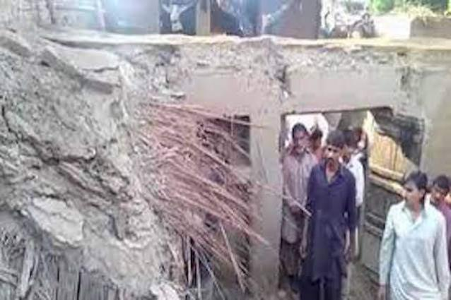 Torrential rains: 4 die , several injured, roofs of houses cave in