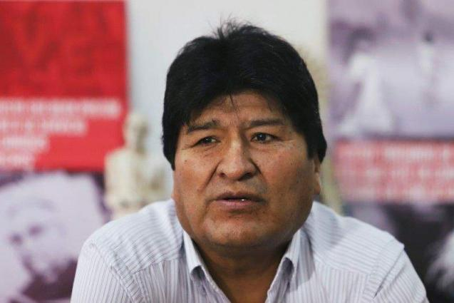 Exiled Morales says will create Bolivia militias if he returns