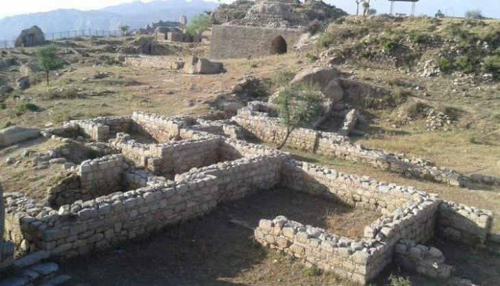 Rani Ghat Of Gandhara Civilization Era Attracts Local Foreign Tourists Urdupoint