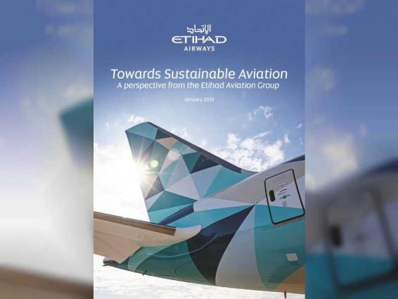 Etihad commits to zero net carbon emissions by 2050